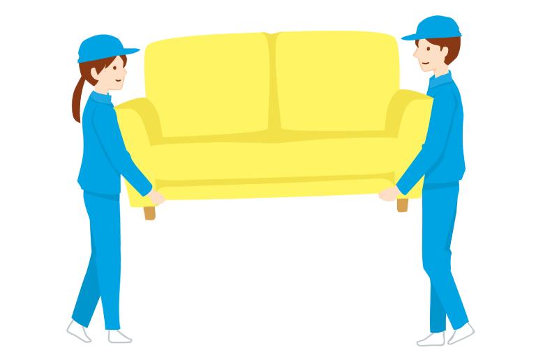 家具処分の方法