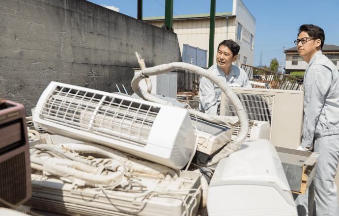 品川区の粗大ごみと不用品回収事情